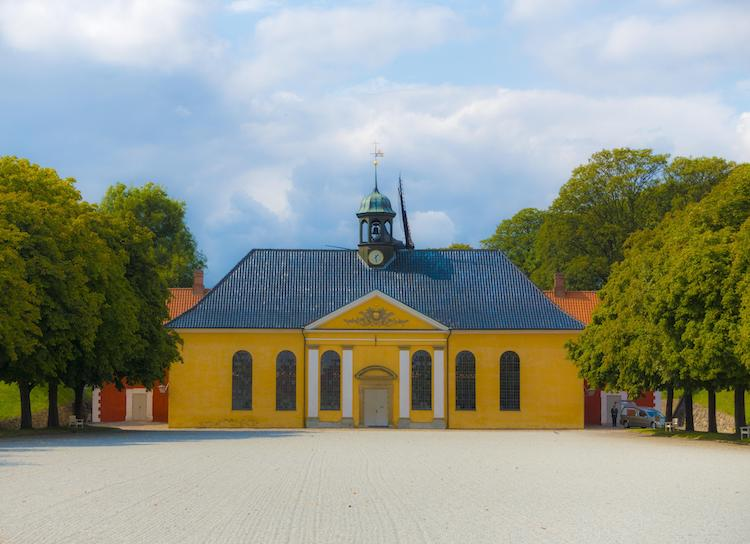 Kastellet in Copenhagen, Denmark - accidental wes anderson - thechicflaneuse
