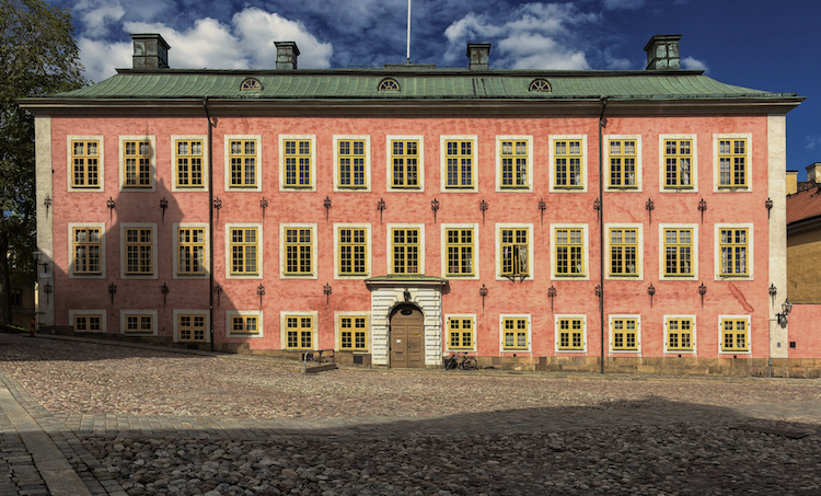 Stenbock Palace in Stockholm, Sweden - accidental wes anderson - thechicflaneuse