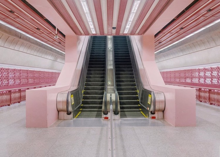 Redhill Station in Singapore by Dan Sully accidental wes anderson