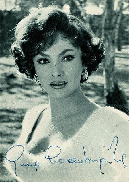 gina Lollobrigida - the lollo