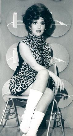 gina lollobrigida 1969