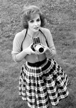 gina lollobrigida as photographer