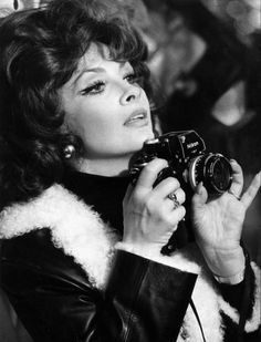 gina lollobrigida photographer