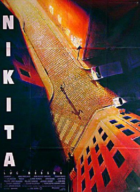 la femme nikita - posteritati