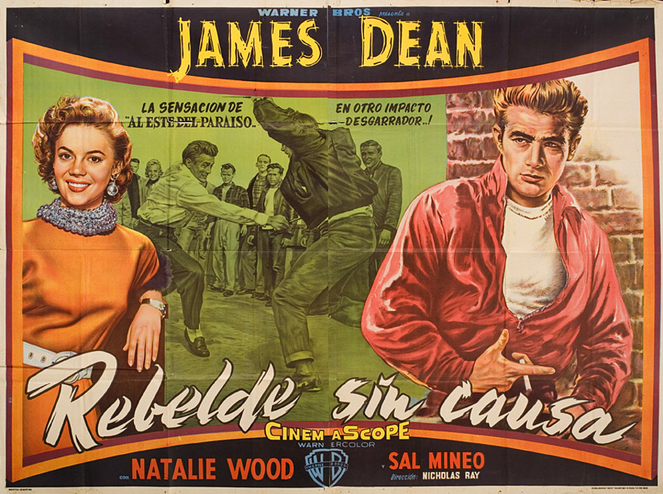 rbel without a cause - posteritait
