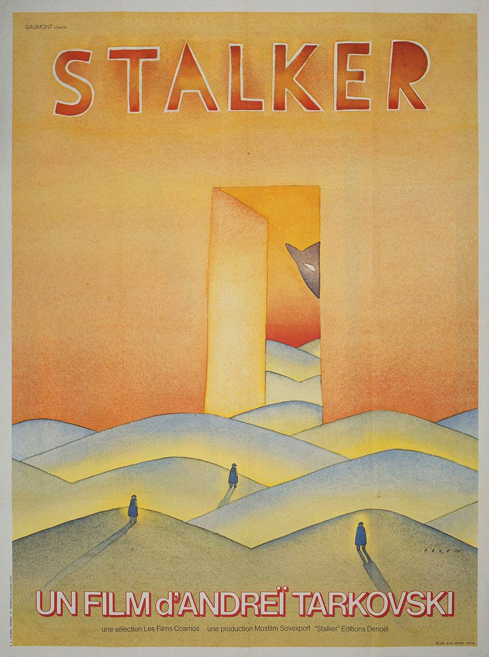 stalker - posteritati