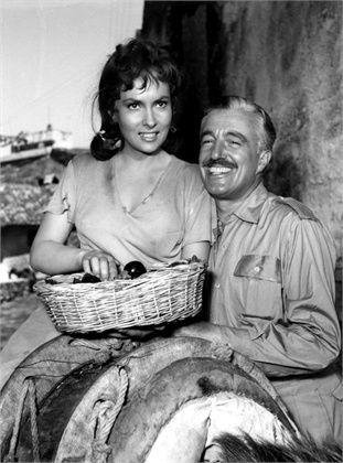 BREAD, LOVE AND DREAMS, (aka PANE, AMORE E FANTASIA), Gina Lollobrigida, Vittorio De Sica, 1953