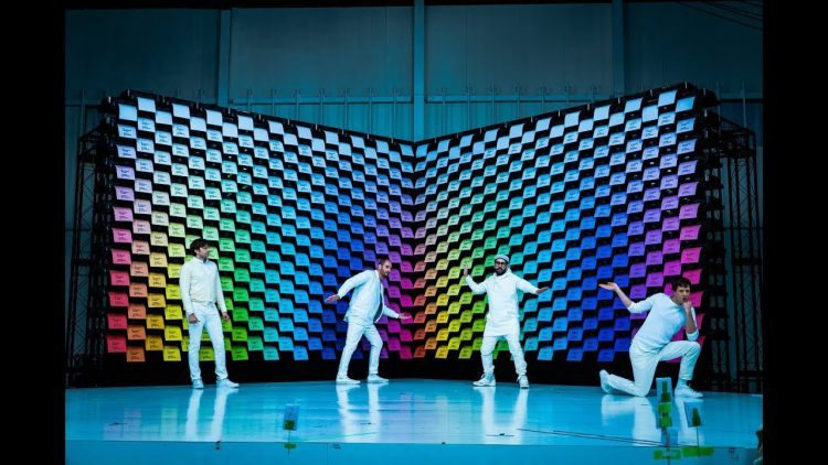 ok go obsession videoclip wall papers and printers