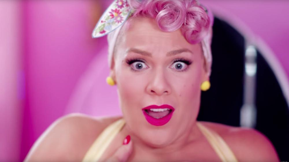 Pink x video