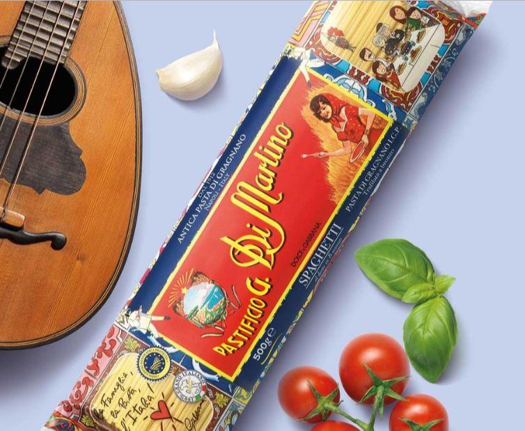 spaghetti de martino dolce gabbana