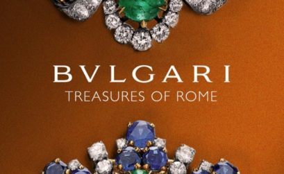 Bulgari tresures of rome book cover